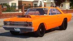 1968 Dodge Dart V1 für GTA 4