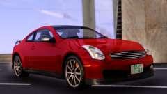 Nissan Skyline 350 GT Nismo für GTA San Andreas