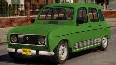 Renault 4 pour GTA 4