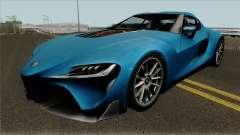 Toyota FT-1 pour GTA San Andreas