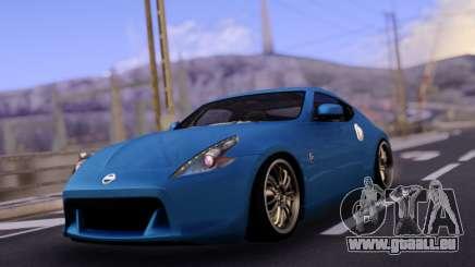 Nissan FairldyZ für GTA San Andreas