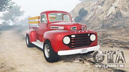 Ford F-1 1949 [replace] für GTA 5