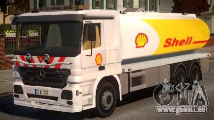 Shell Mercedes-Benz für GTA 4
