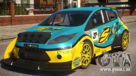 Ford Fiesta OMSE V1.4 für GTA 4