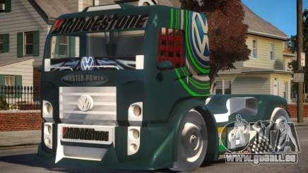 VW Constellation Formula Truck für GTA 4