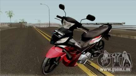 Yamaha Jupiter MX STD pour GTA San Andreas