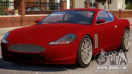 Super GT Jaguar für GTA 4