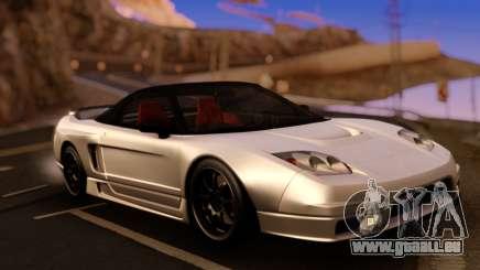 Honda NSX-R pour GTA San Andreas