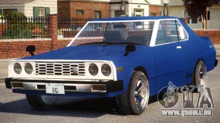 Datsun Skyline 1980 GT für GTA 4