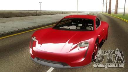 Porsche Mission E Hybrid Concept pour GTA San Andreas