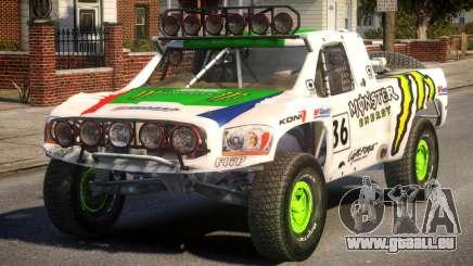 Dodge Ram PJ4 für GTA 4