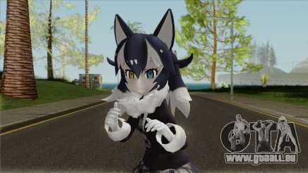 Kemono Friends Gray Wolf (01) pour GTA San Andreas
