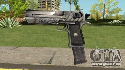 Desert Eagle Mark XIX für GTA San Andreas