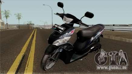 Yamaha Mio J STD für GTA San Andreas