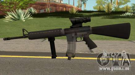 M16A4 - USMC Standard Version für GTA San Andreas