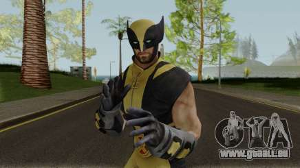 Wolverine Marvel Ultimate Alliance 2 pour GTA San Andreas