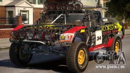 Dodge Ram Trophy Truck PJ1 für GTA 4