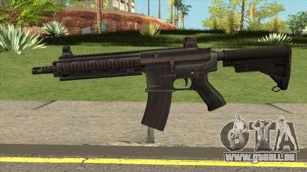 HK416 pour GTA San Andreas