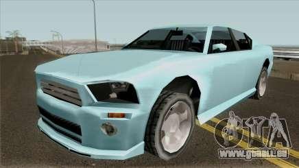Buffalo GTA V (SA Style) pour GTA San Andreas