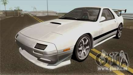 Mazda RX-7 FC3s Touge Edition v.2 pour GTA San Andreas