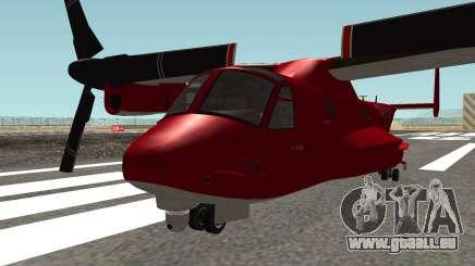 Mammoth Avenger GTA V pour GTA San Andreas
