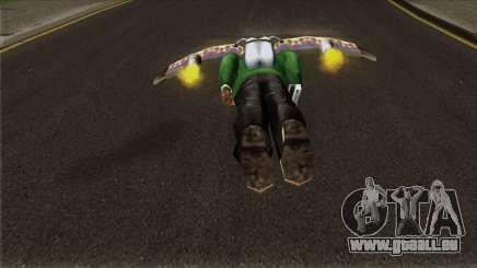 Rocket Wings für GTA San Andreas