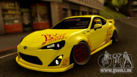 Toyota GT-86 326 Power pour GTA San Andreas