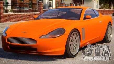 Aston Martin für GTA 4