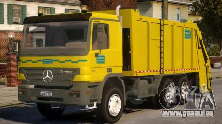Garbage Truck pour GTA 4