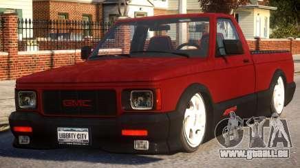 GMC Syclone für GTA 4