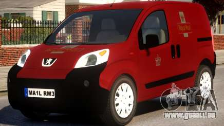 Peugeot Bipper Royal Mail für GTA 4