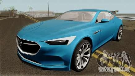 Buick Avista Concept pour GTA San Andreas
