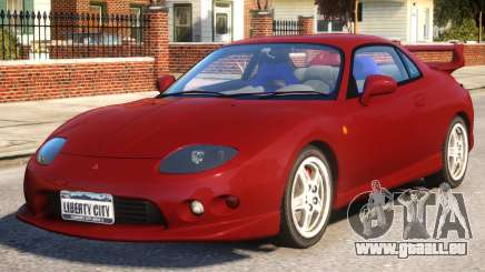 Mitsubishi FTO pour GTA 4