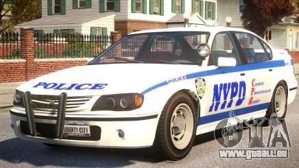 Police Patrol New York für GTA 4