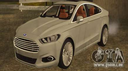 Ford Fusion Cromilson 2015 pour GTA San Andreas