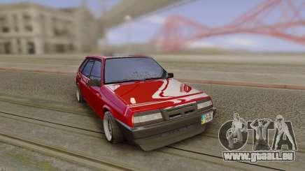 2109 Ailes Courtes pour GTA San Andreas