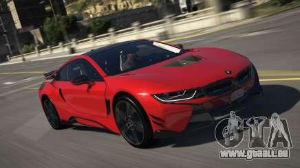 BMW i8 AC Schnitzer ACS8 1.2 pour GTA 5