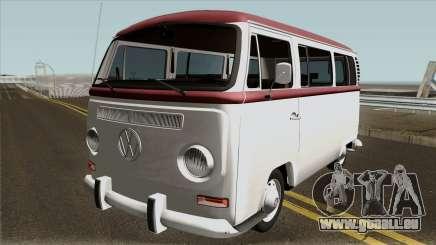 Volkswagen Kombi pour GTA San Andreas