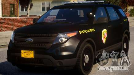 Maryland Ford FPIU pour GTA 4