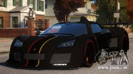 2012 Gumpert Apollo Enraged pour GTA 4