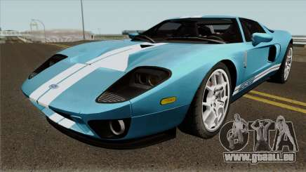 Ford GT IVF pour GTA San Andreas