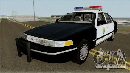 Ford Crown Victoria 1994 Resident Evil 3 pour GTA San Andreas