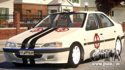 Peugeot Persia für GTA 4