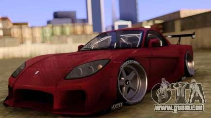 Mazda RX-7 Veilside Touge für GTA San Andreas