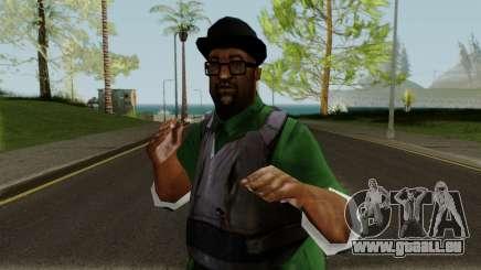 Big Smoke with Gunshots pour GTA San Andreas