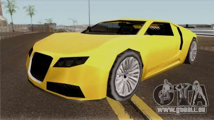 Adder GTA V (SA Style) für GTA San Andreas