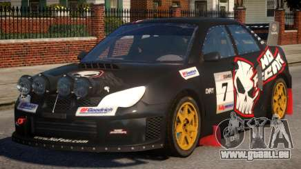 Subaru Impreza WRX für GTA 4