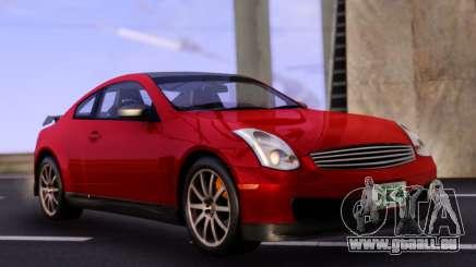 Nissan Skyline 350 GT Nismo pour GTA San Andreas