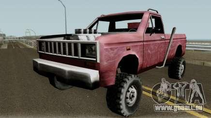 Bobcat Mad Max pour GTA San Andreas