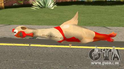 Rubber Chicken ROS pour GTA San Andreas